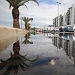 Poplavljeno parkiralište u Jazinama ~ Slika 279246