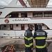 Vatrogasna intervencija: ispumpavanje vode iz broda ~ Slika 305933