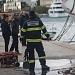Vatrogasna intervencija: ispumpavanje vode iz broda ~ Slika 305936