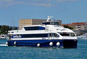 TP Line kupila katamaran Krilo i preimenovala ga u Anastaziju